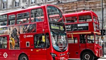 London buses to use coffee oil for fuel