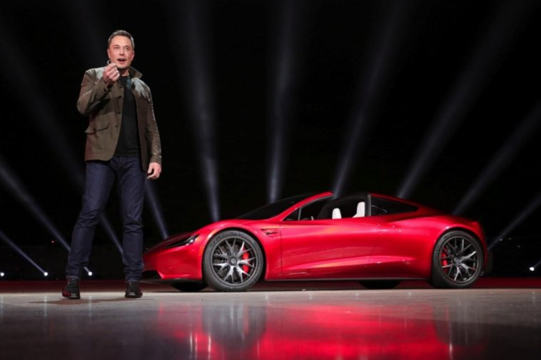 "Upgraded Tesla Roadster Is The ""Fastest"" Commercial Car to Date, It's The Price That Stings 12"