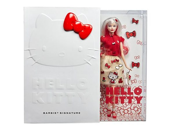 Hello Kitty Celebrates 43rd Birthday by Getting Her Own Barbie Doll 14