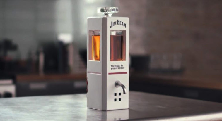 Jim Beam smart assistant