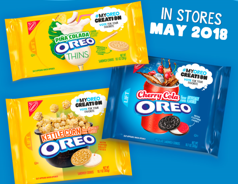 The Latest 3 Oreo Flavors Are Totally Wacky 13