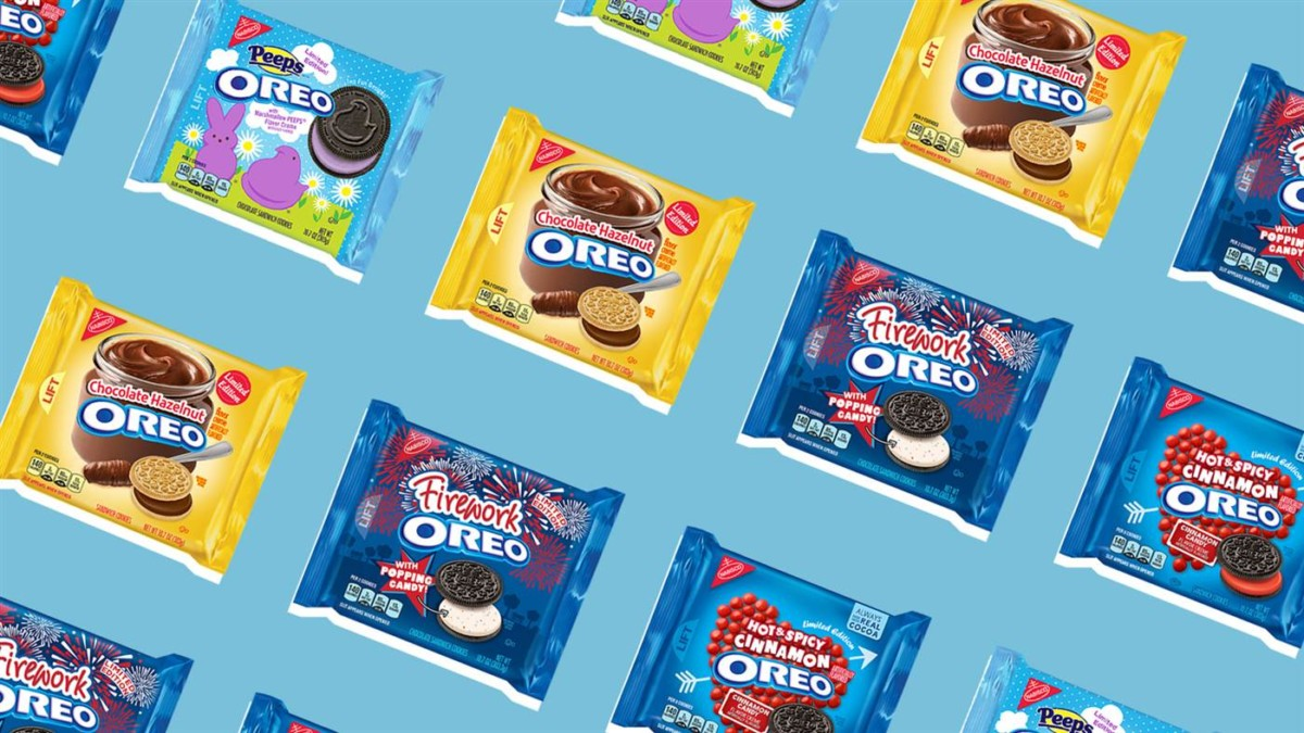 The Latest 3 Oreo Flavors Are Totally Wacky 14