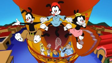 Animaniacs set for two season Hulu revival 22