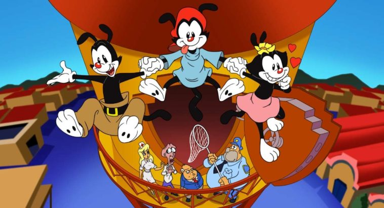 Animaniacs set for two season Hulu revival 16