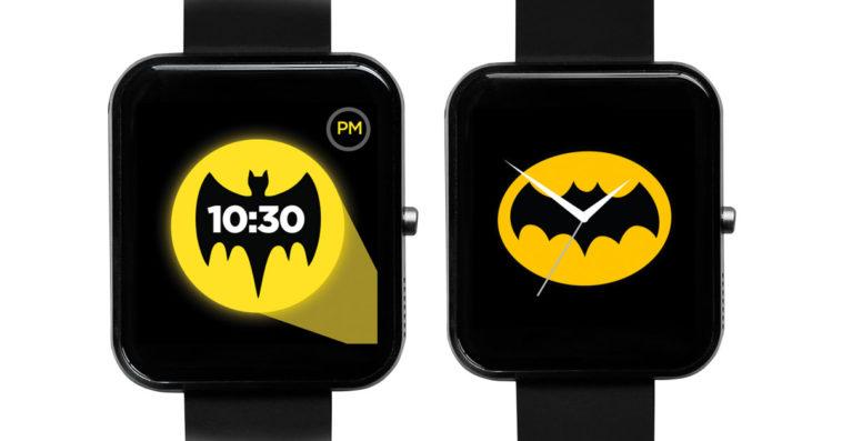 Batman Smartwatch
