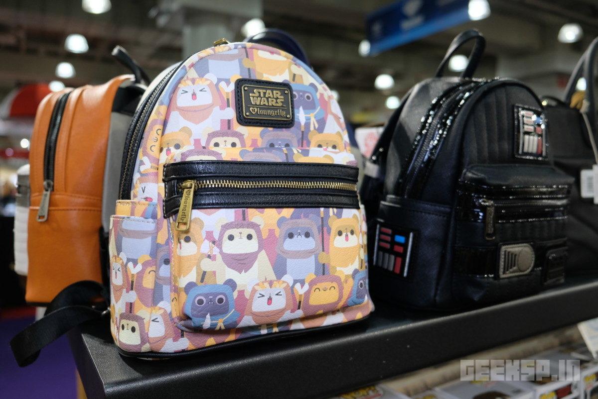 Loungefly Ewok mini backpack