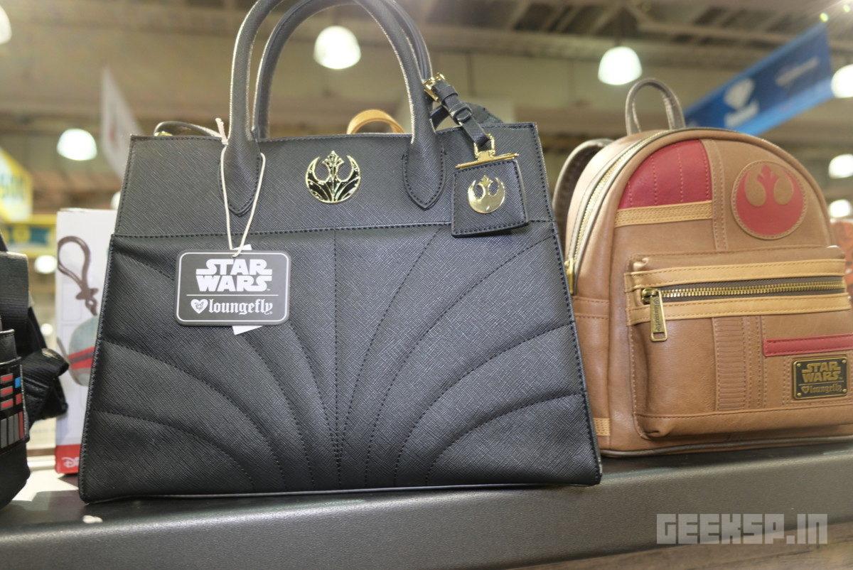 Loungefly x Star Wars Canto Bight Bag