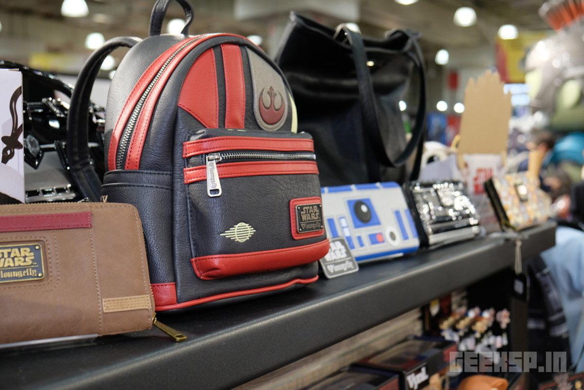 Loungefly x Star Wars Poe Dameron Mini backpack