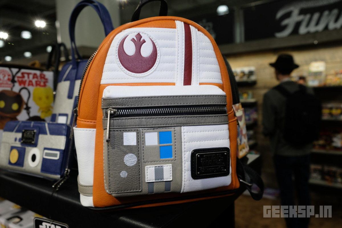 Loungefly x Star Wars Rebel Mini backpack