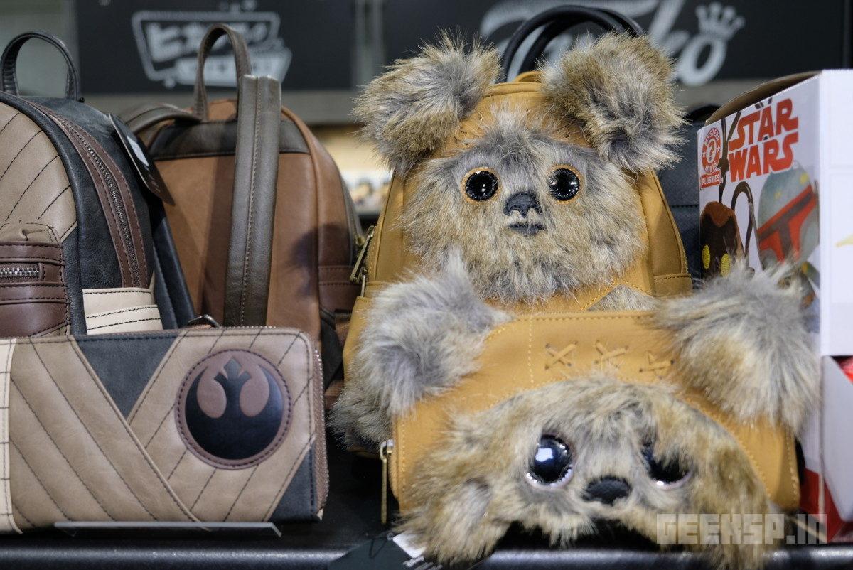 Loungefly x Star Wars Ewok mini backpack