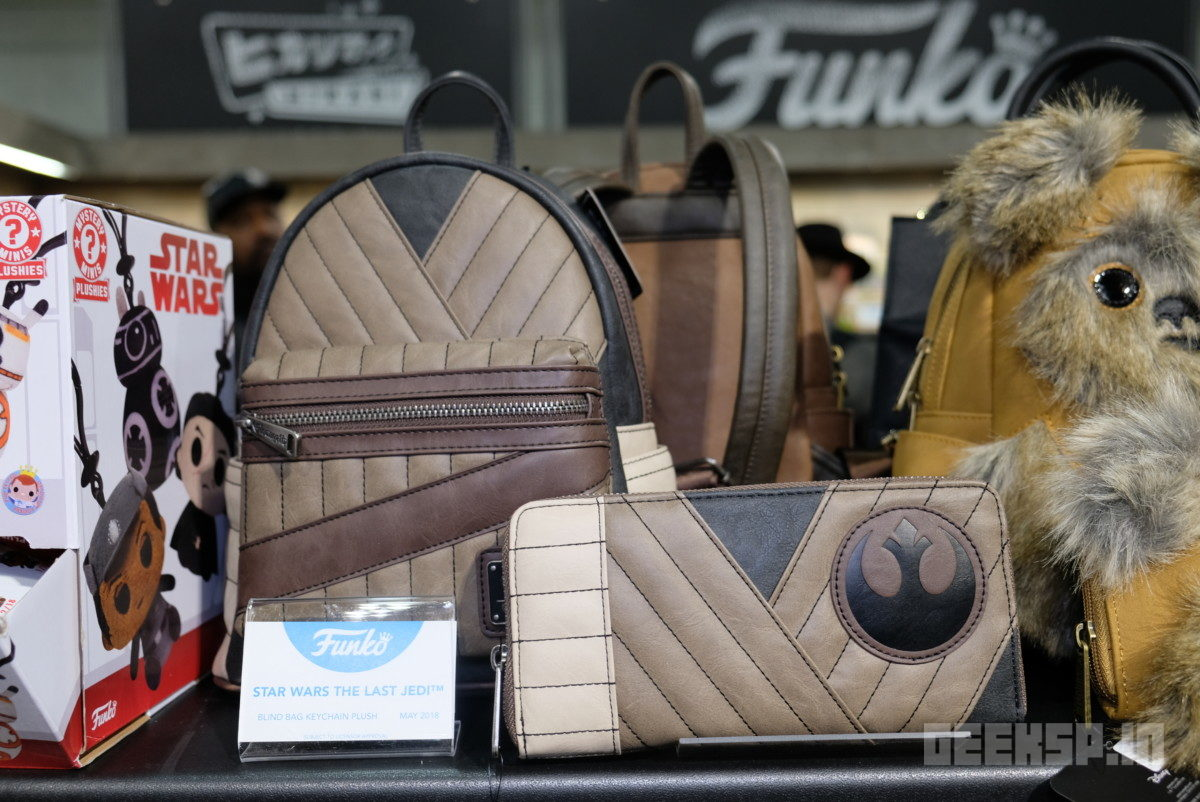 Loungefly x Star Wars Rey mini backpack - $64 / wallet