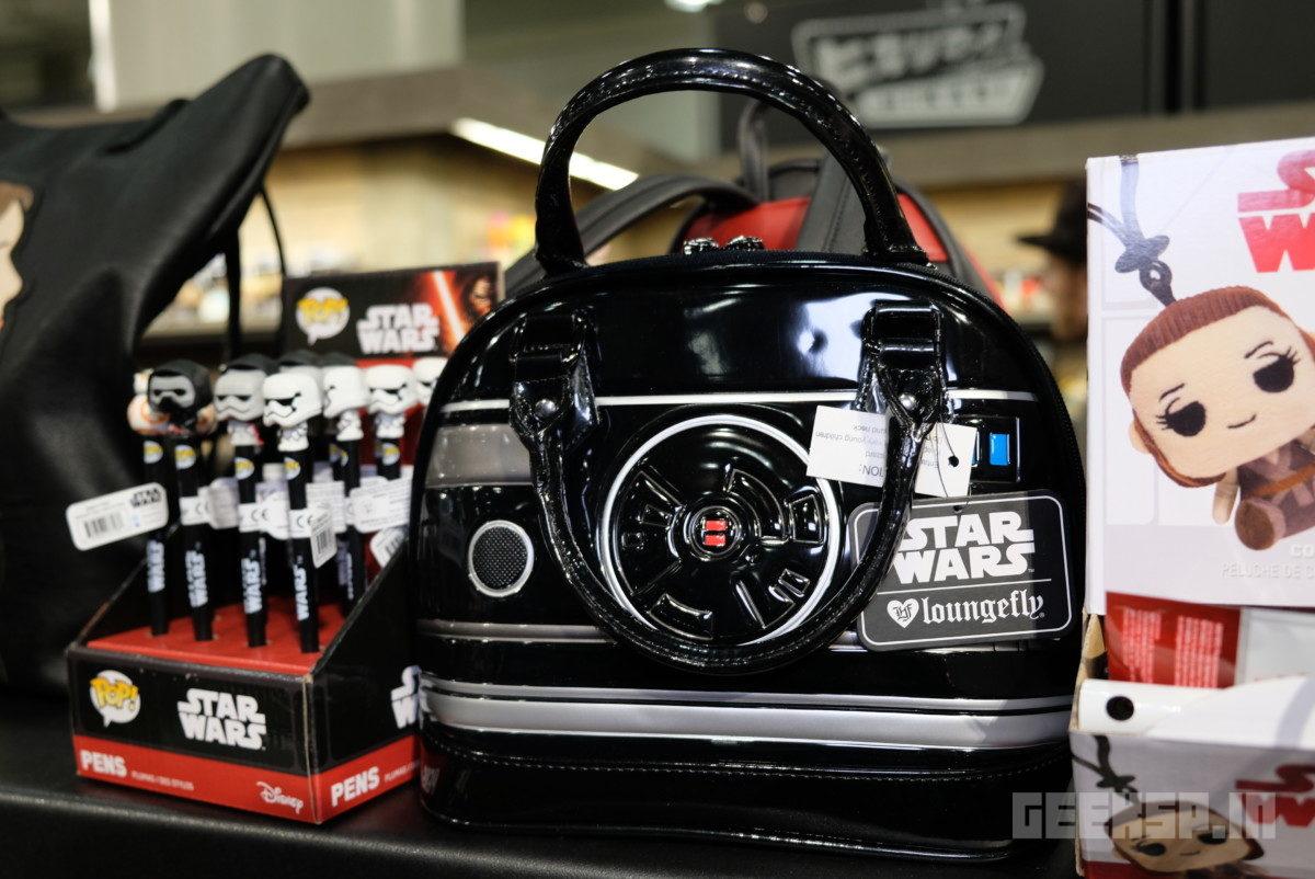 Loungefly x Star Wars BB-9E handbag tote