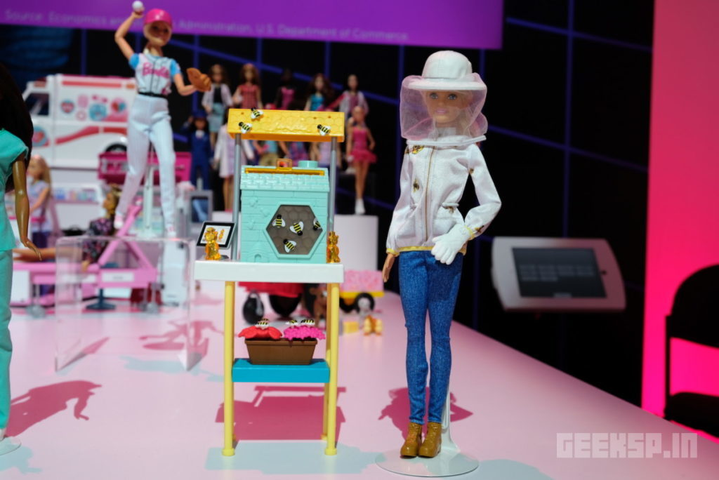 Bee Keeper Barbie