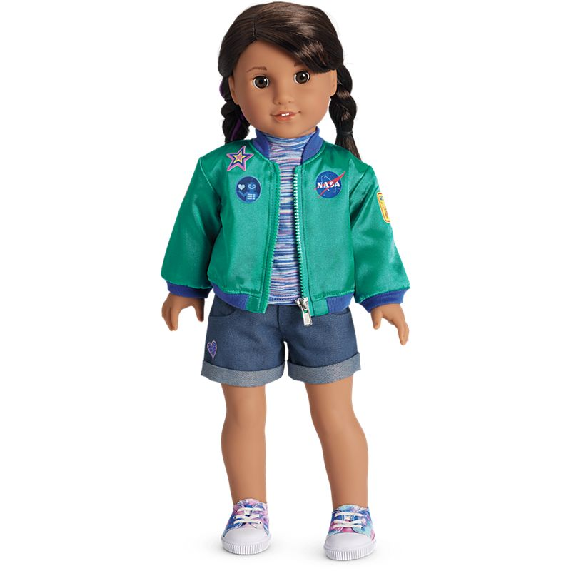 Meet the American Girl doll that was designed with NASA 20