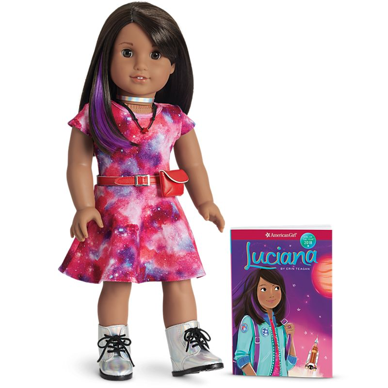 Meet the American Girl doll that was designed with NASA 21