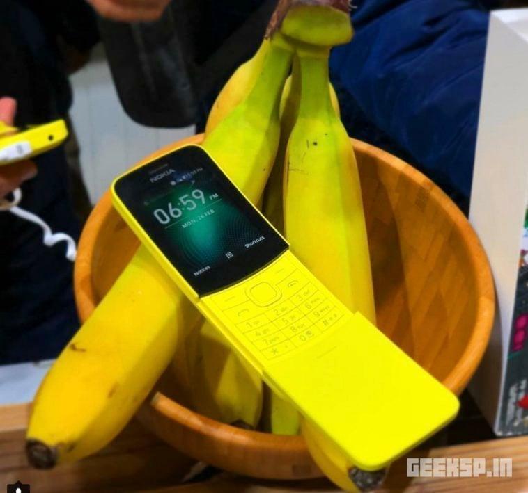 Nokia has brought back the 8110 'Matrix' banana phone 12