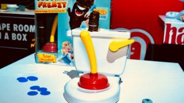 Mattel Flushin Frenzy