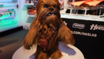 Hasbro Star Wars Ultimate Co-pilot Chewie
