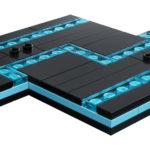 LEGO Tron: Legacy grid