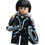 LEGO Tron: Legacy Quorra minifig
