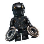LEGO Tron: Legacy Rinzler minifig