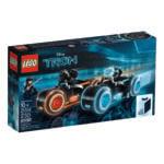 LEGO Tron: Legacy box