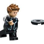 LEGO Tron: Legacy Sam minifig