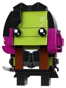 Gamora LEGO BrickHeadz