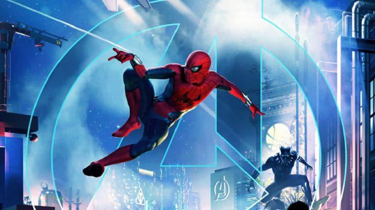 Disney World Marvel Universe