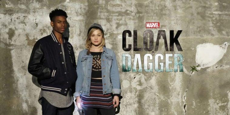 Marvel's Cloak and Dagger TV Show