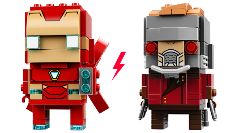 Avengers: Infinity War LEGO BrickHeadz