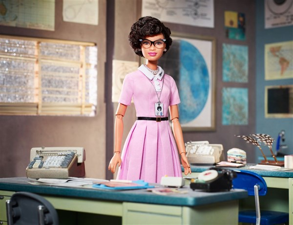 Barbie Katherine Johnson