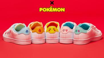 Fila Pokemon sneakers