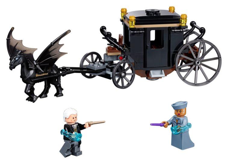 LEGO Crimes of Grindelwald