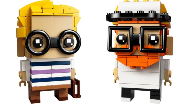 LEGO Go Brick Me lets you build a custom BrickHeadz model of yourself 11