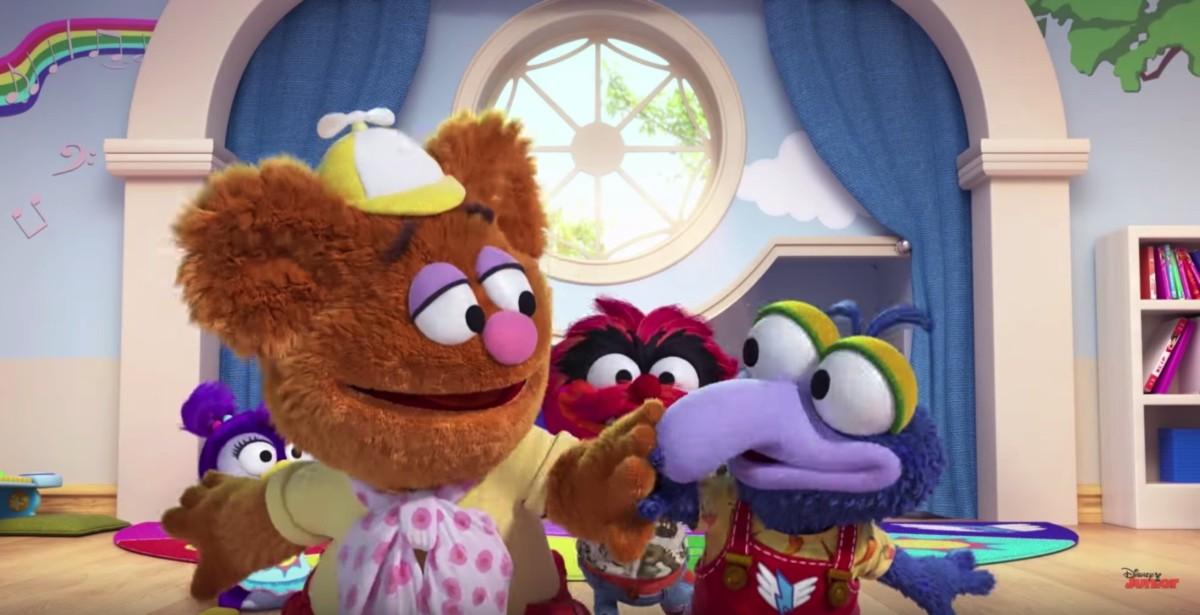 New Muppet Babies 2018