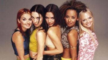 The Spice Girls animated film
