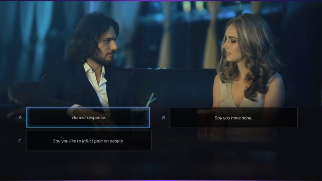 Sleazy Super Seducer video game 'teaches' men how to pickup women 10