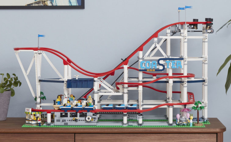 LEGO Creator Expert Roller Coaster set