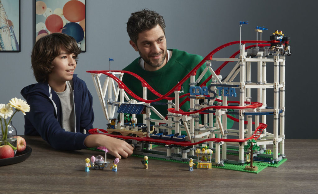 LEGO's mammoth Roller Coaster set will blow you away 11