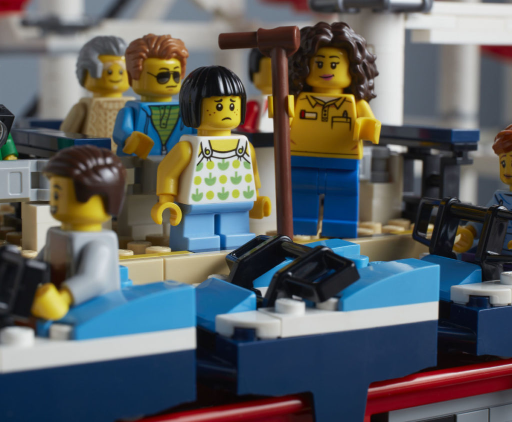 LEGO's mammoth Roller Coaster set will blow you away 12