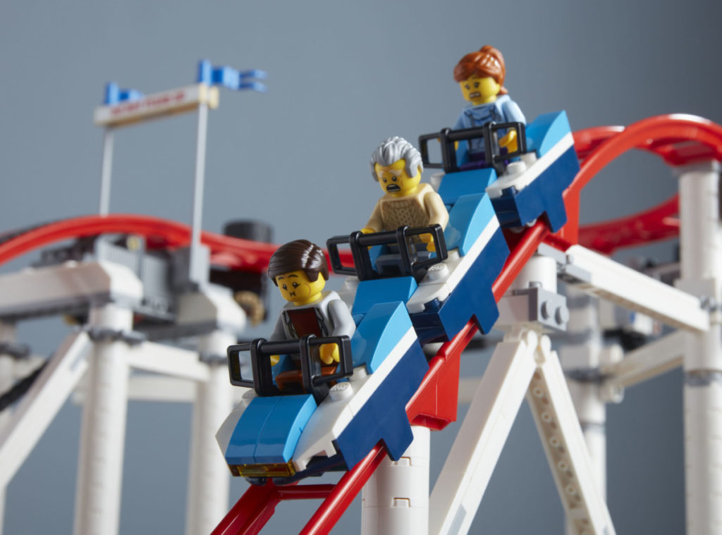 LEGO's mammoth Roller Coaster set will blow you away 17