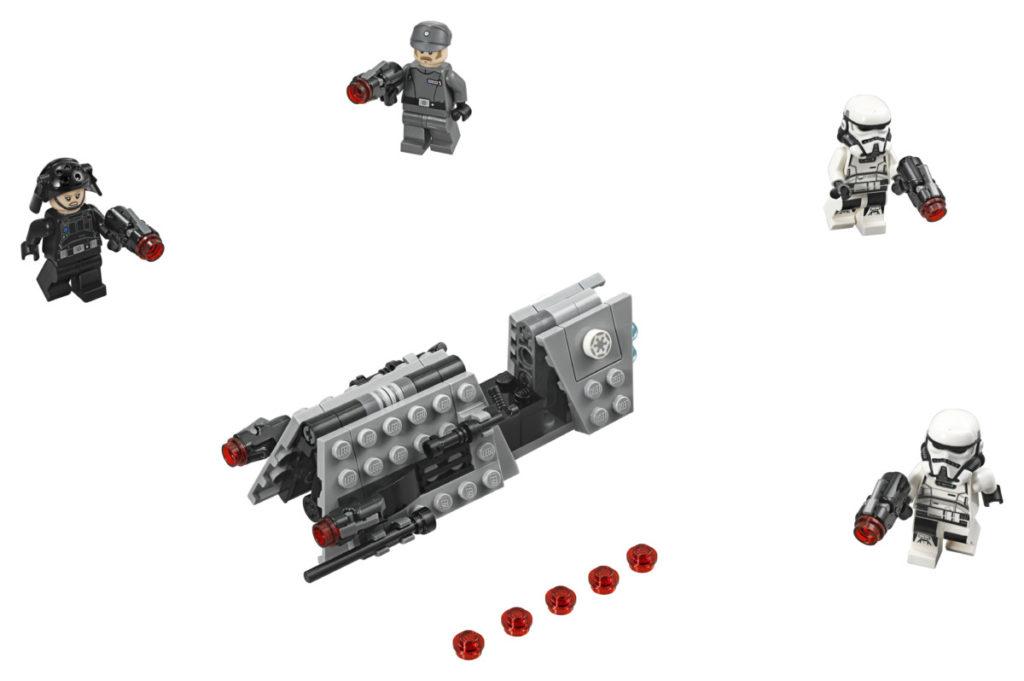 LEGO LEGO Imperial Patrol Battle Pack