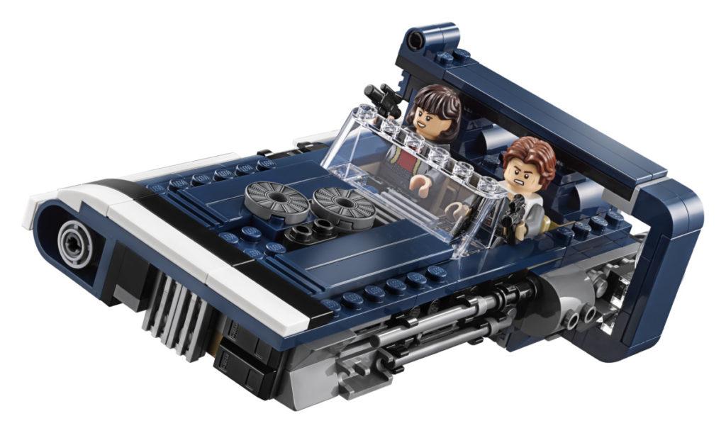 LEGO Han Solo's Landspeeder