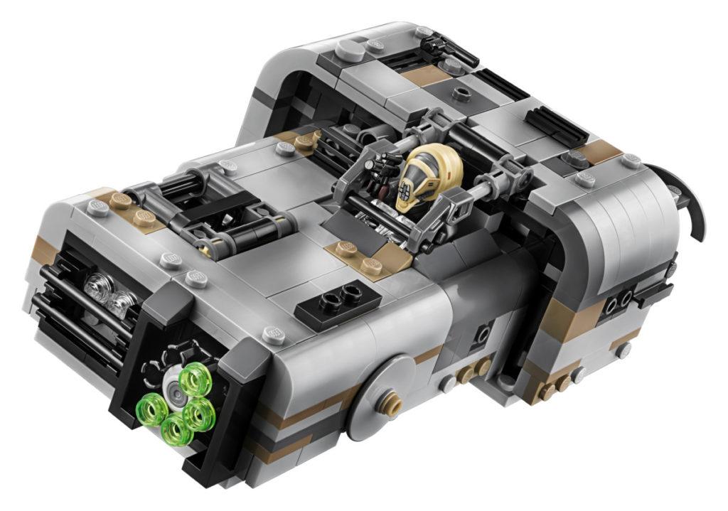 LEGO Moloch's Landspeeder