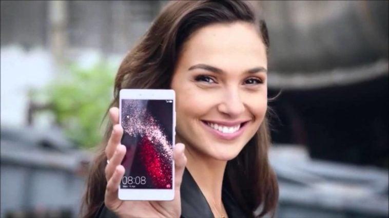 Gal Gadot Huawei