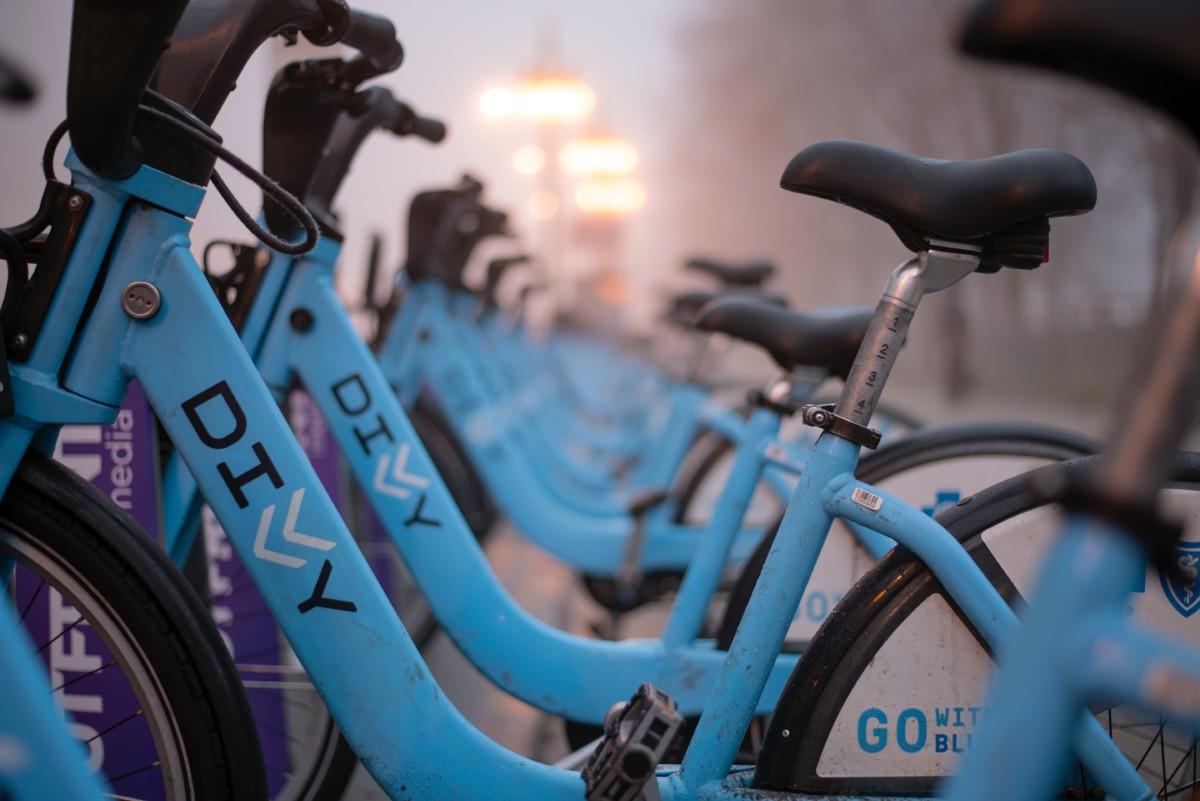 Uber bike share