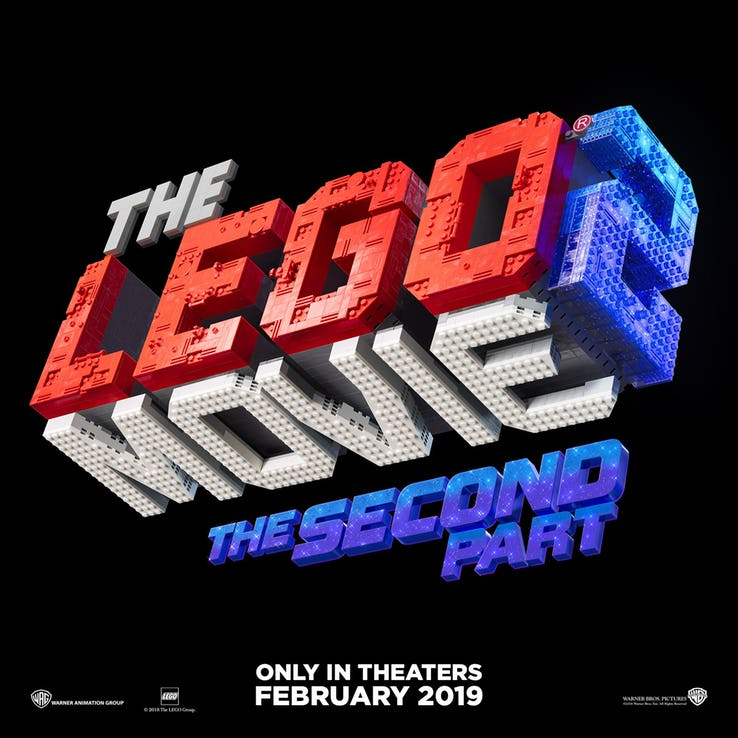 The LEGO Movie sequel gets a new name and an official poster 12