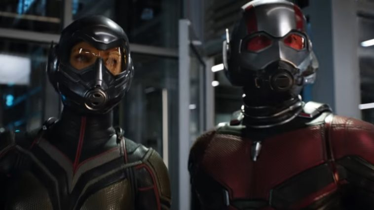 Ant-man and the Wasp trailer indicate it's going to be a lot better than the original 12