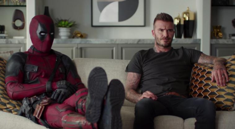 Deadpool 2 David Beckham